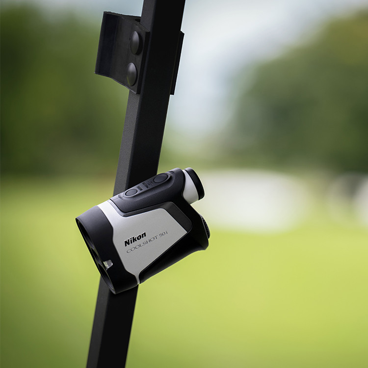 Nikon - Télémètre Laser Golf CoolShot 50i aimant