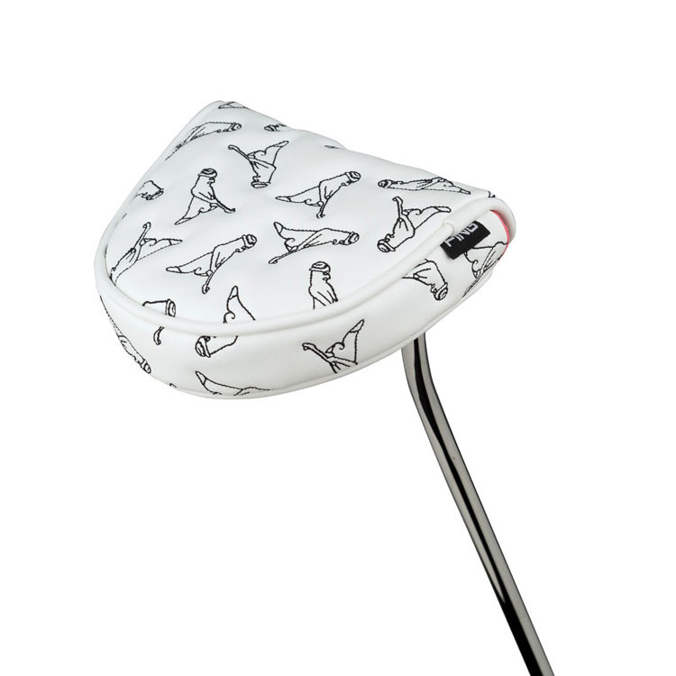Ping Capuchon Putter Mallet Mr Ping Blossom Golf Plus