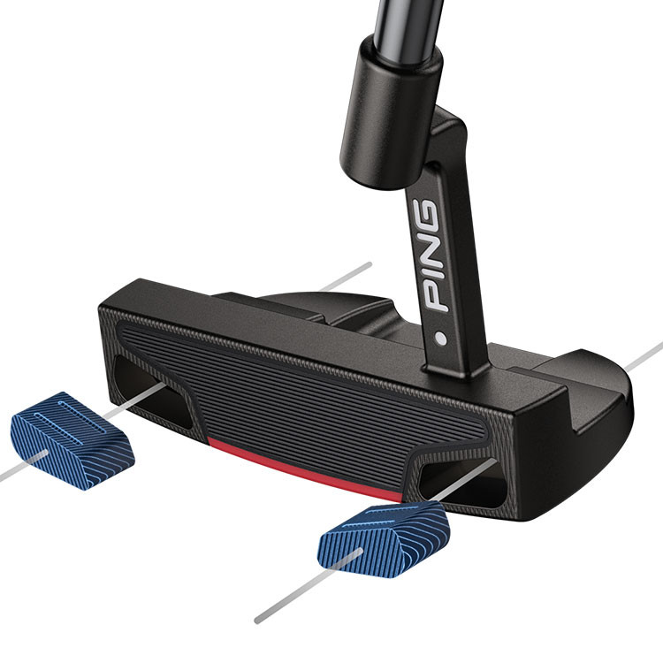 PING - PUTTER PING 2021 DS 72 PP58 3
