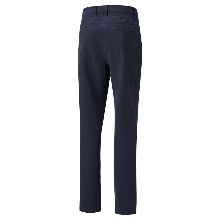 Puma Pantalon Jackpot Utility Bleu De Dos Golf Plus