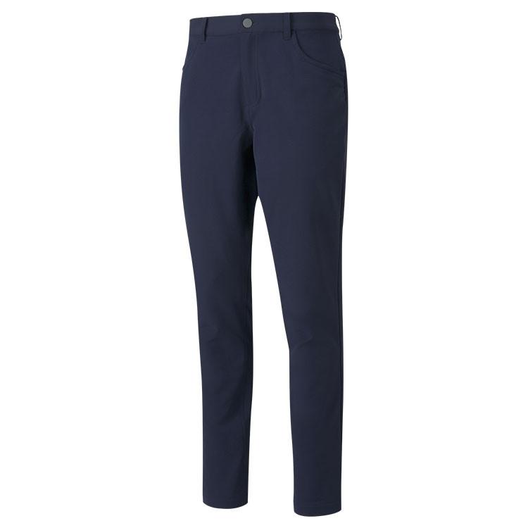 Puma Pantalon Jackpot Utility Bleu Grand Angle Golf Plus