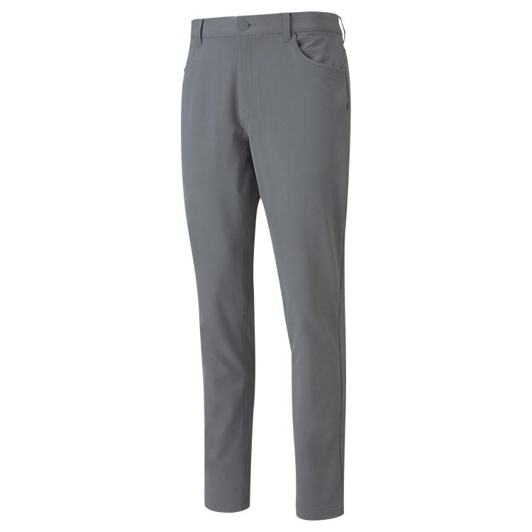 Puma Pantalon Jackpot Utility Gris Grand Angle Golf Plus