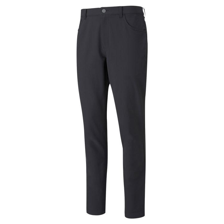 Puma Pantalon Jackpot Utility Noir Grand Angle Golf Plus