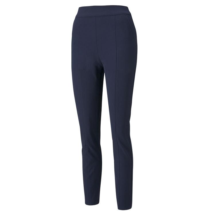 Puma Pantalon Utility Femme Chaud Bleu Grand Angle Golf Plus