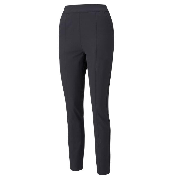 Puma Pantalon Utility Femme Chaud Noir Grand Angle Golf Plus