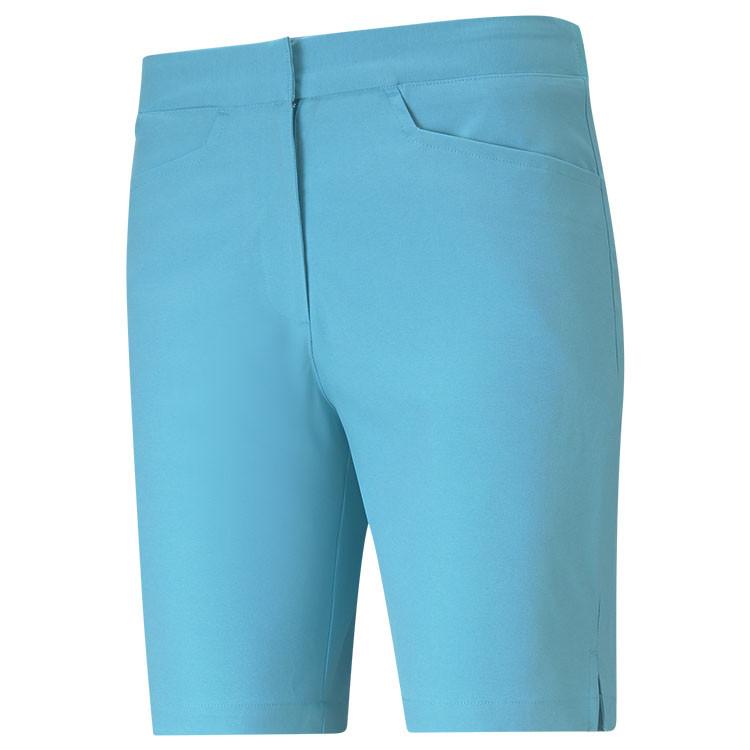 Puma Bermuda Uni Bleu Roi Femme Golf Plus