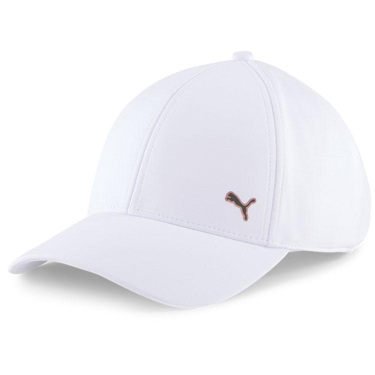 Puma Casquette Sport Blanc Femme Golf Plus
