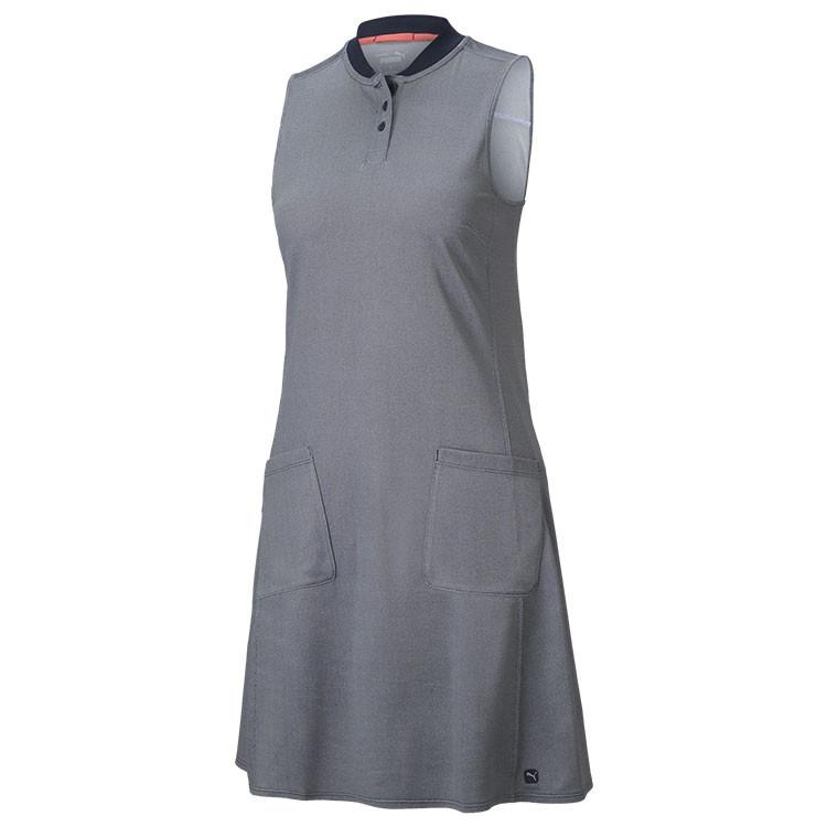 Puma Robe Farley Sm Bleu Marine Femme Golf Plus