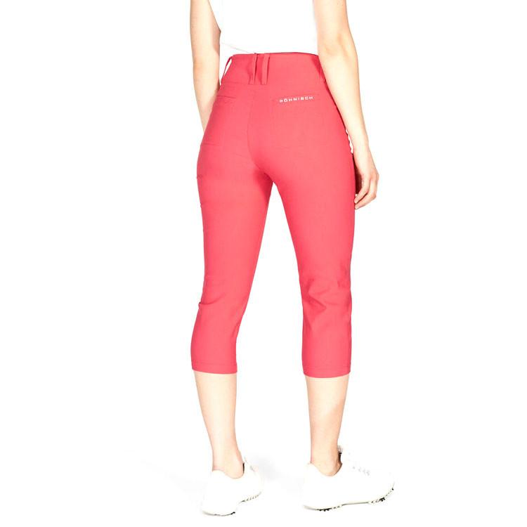 pantacourt-golf-femme-pantacourt-rose-elastique-stretch-golf-plus