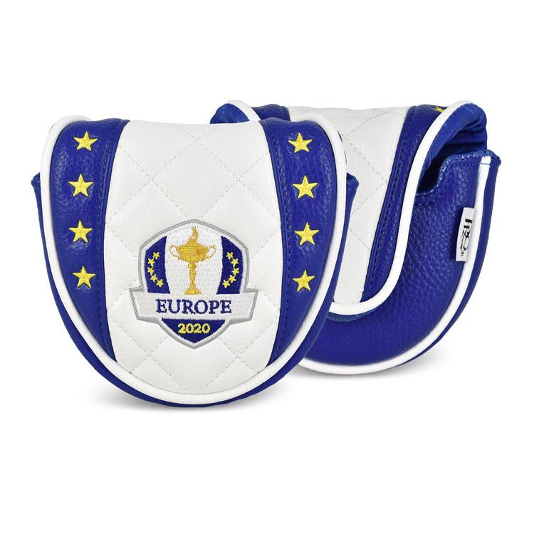 PRG Originals Capuchon Heritage Putter Mallet Europe Golf Plus