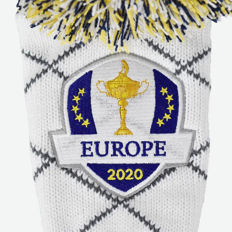 PRG Originals Capuchon Pompom Driver Europe Golf Plus