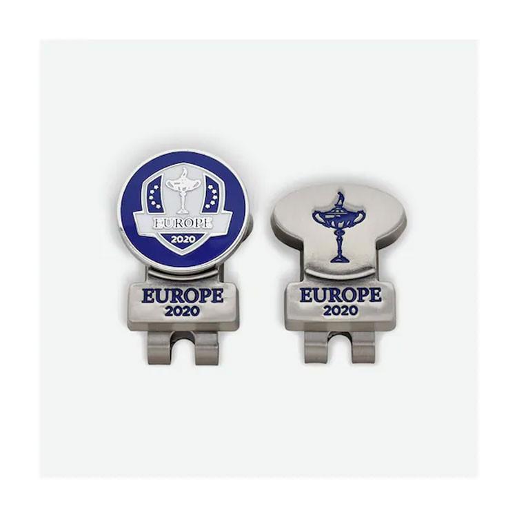 PRG Originals Clip Casquette Marqueur Balle Europe Golf Plus