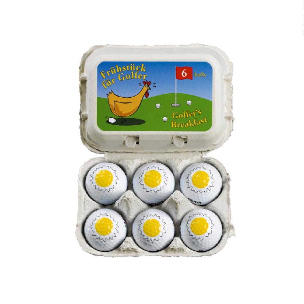 Boîte œuf Golf
