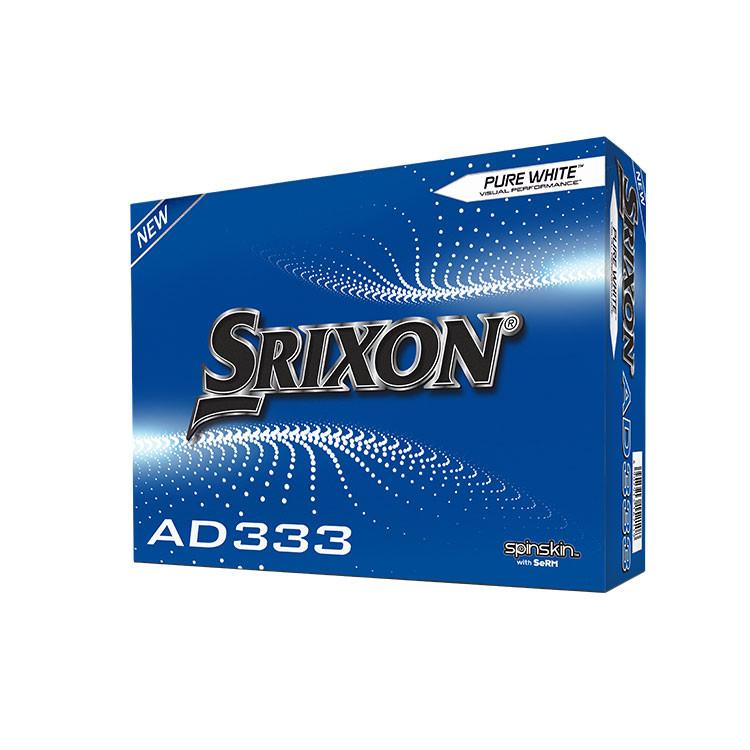 Srixon Balles AD333 génération Golf Plus
