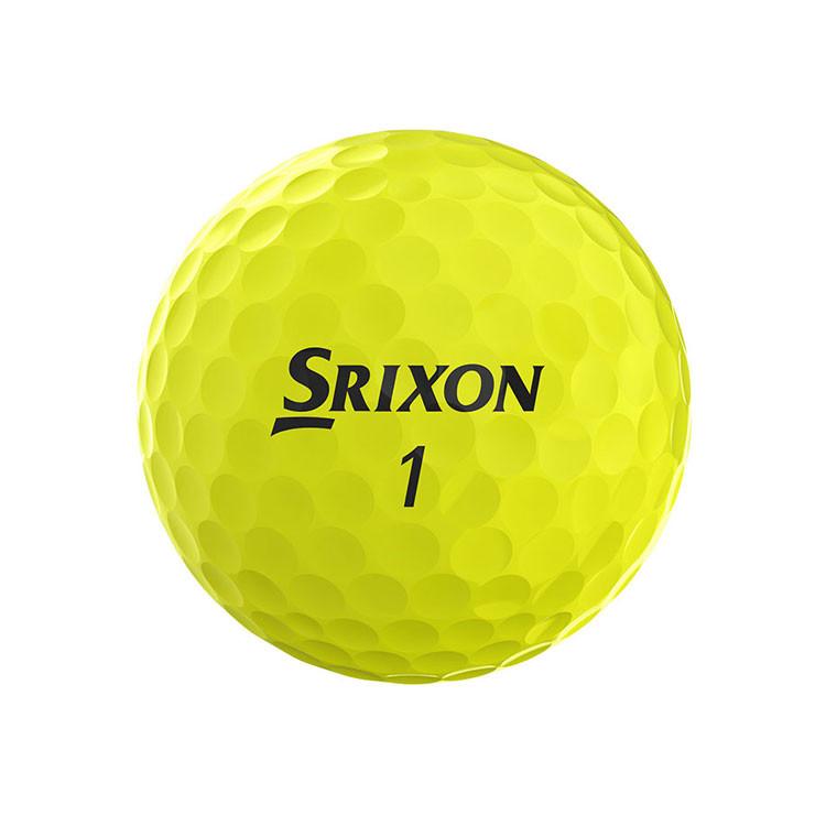 Srixon Balles AD333 Jaune 2ème génération Golf Plus