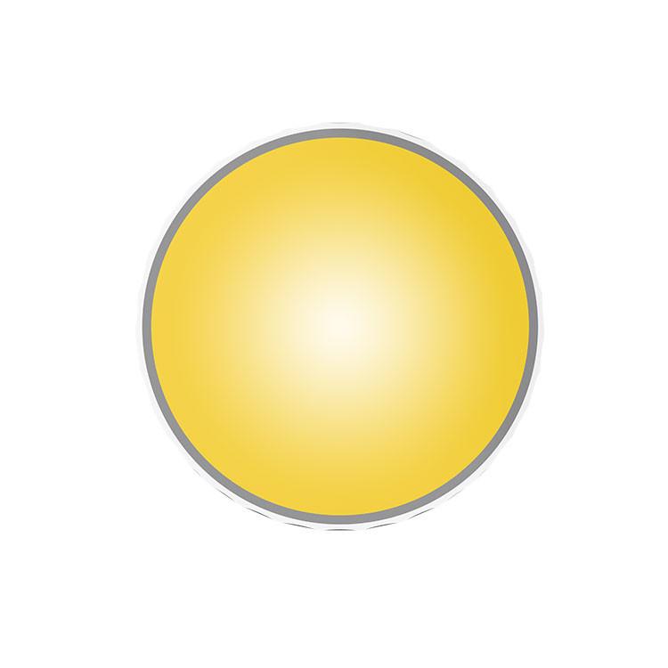 Srixon-Balles-De-Golf-Z-Star-Jaune-Couches-3-Pièces-Techniques-Coupe-Face