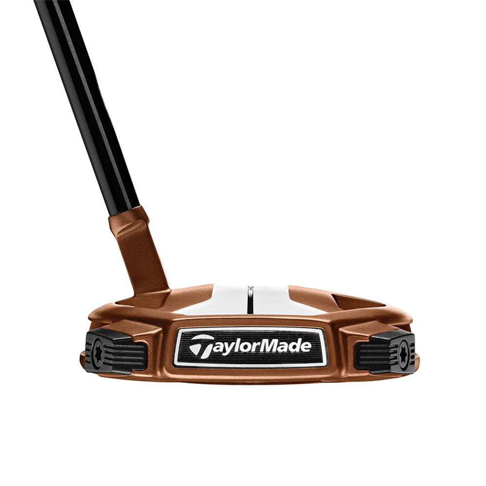 TAYLORMADE - PUTTER SPIDER X 3 COPPER/BLANC