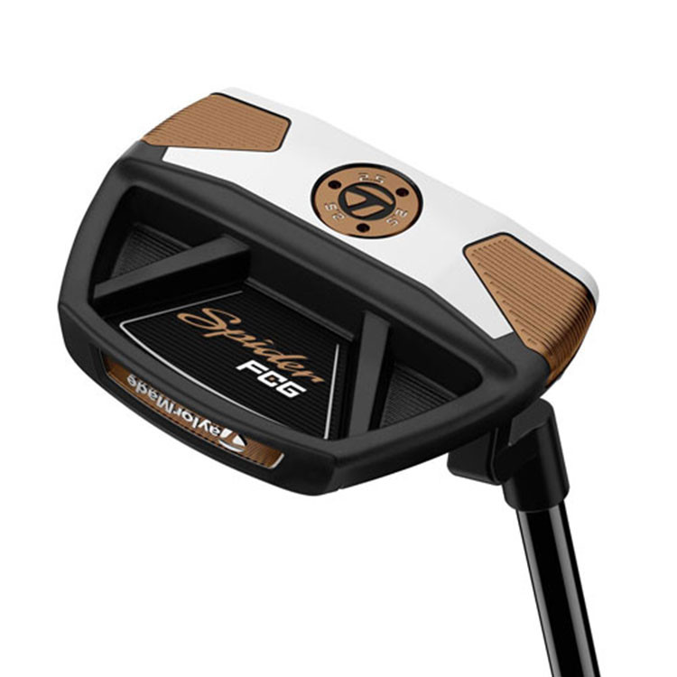 TAYLORMADE - PUTTER SPIDER FCG CHARCOAL/WHITE 1 - 1