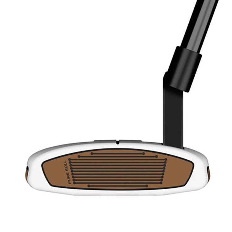 TAYLORMADE - PUTTER SPIDER FCG CHARCOAL/WHITE 1 - 4