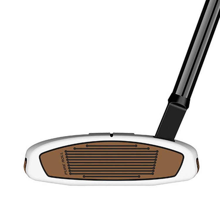 TAYLORMADE - PUTTER SPIDER FCG CHARCOAL/WHITE 3 - 4