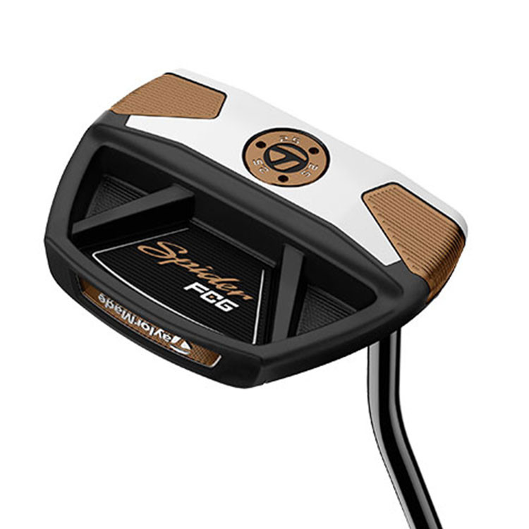 TAYLORMADE - PUTTER SPIDER FCG CHARCOAL/WHITE 7 - 1