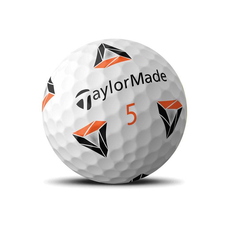 TaylorMade Balle TP5X PIX Golf Plus