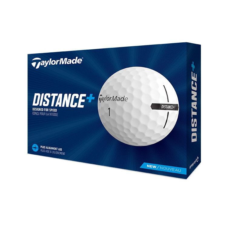 TaylorMade - Balles de Golf Distance plus