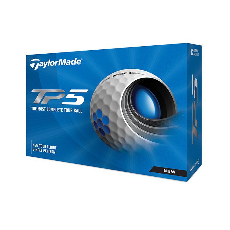 TaylorMade - Balles de golf TP5