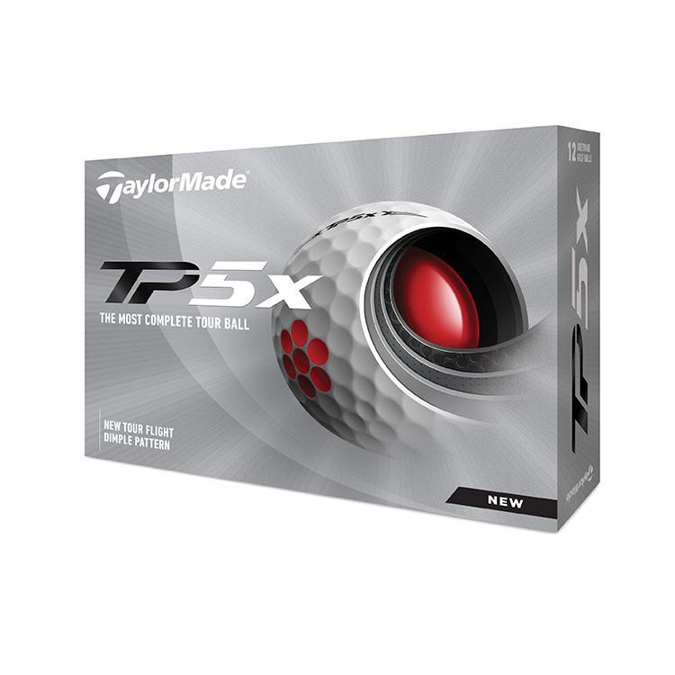 TaylorMade - Balles de golf TP5x