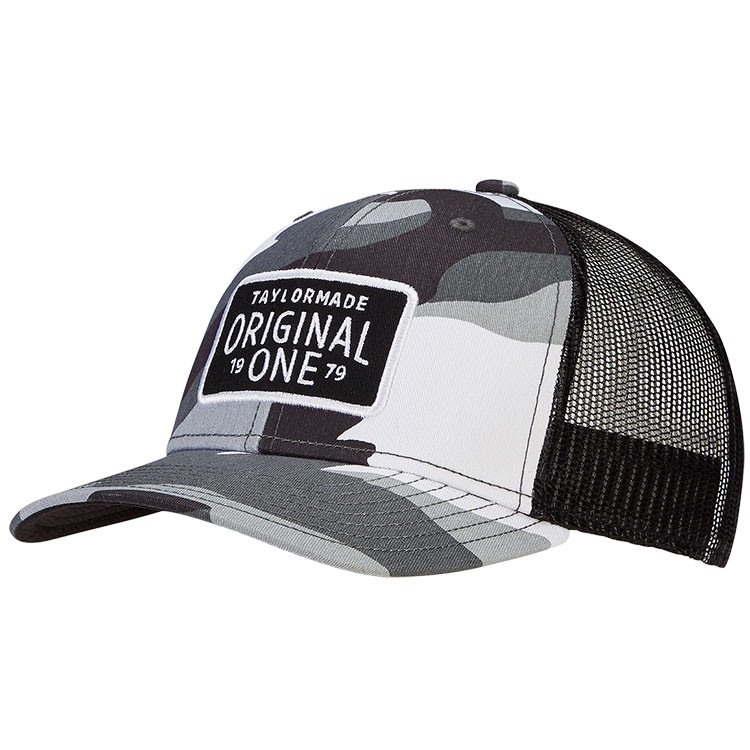 TaylorMade Casquette Trucker Camouflage Golf Plus