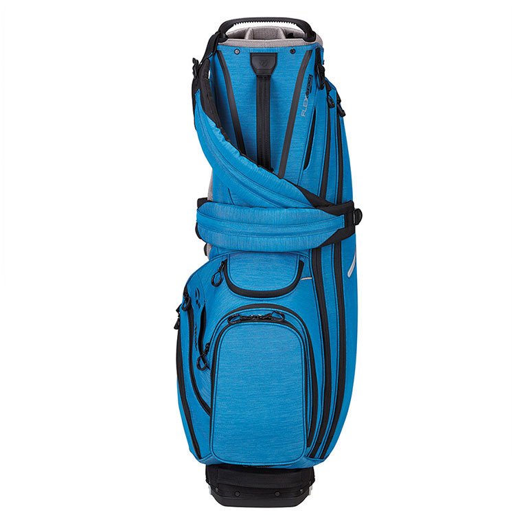 TaylorMade Sac Flextech Crossover Trepied Bleu/Noir Golf Plus
