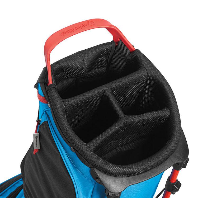 TaylorMade Sac FlexTech Lite Bleu Noir Golf Plus