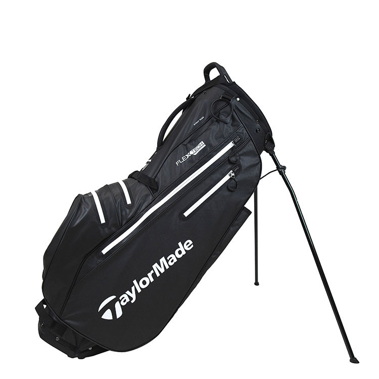 TaylorMade Sac Flextech Waterproof Trepied Noir Golf Plus
