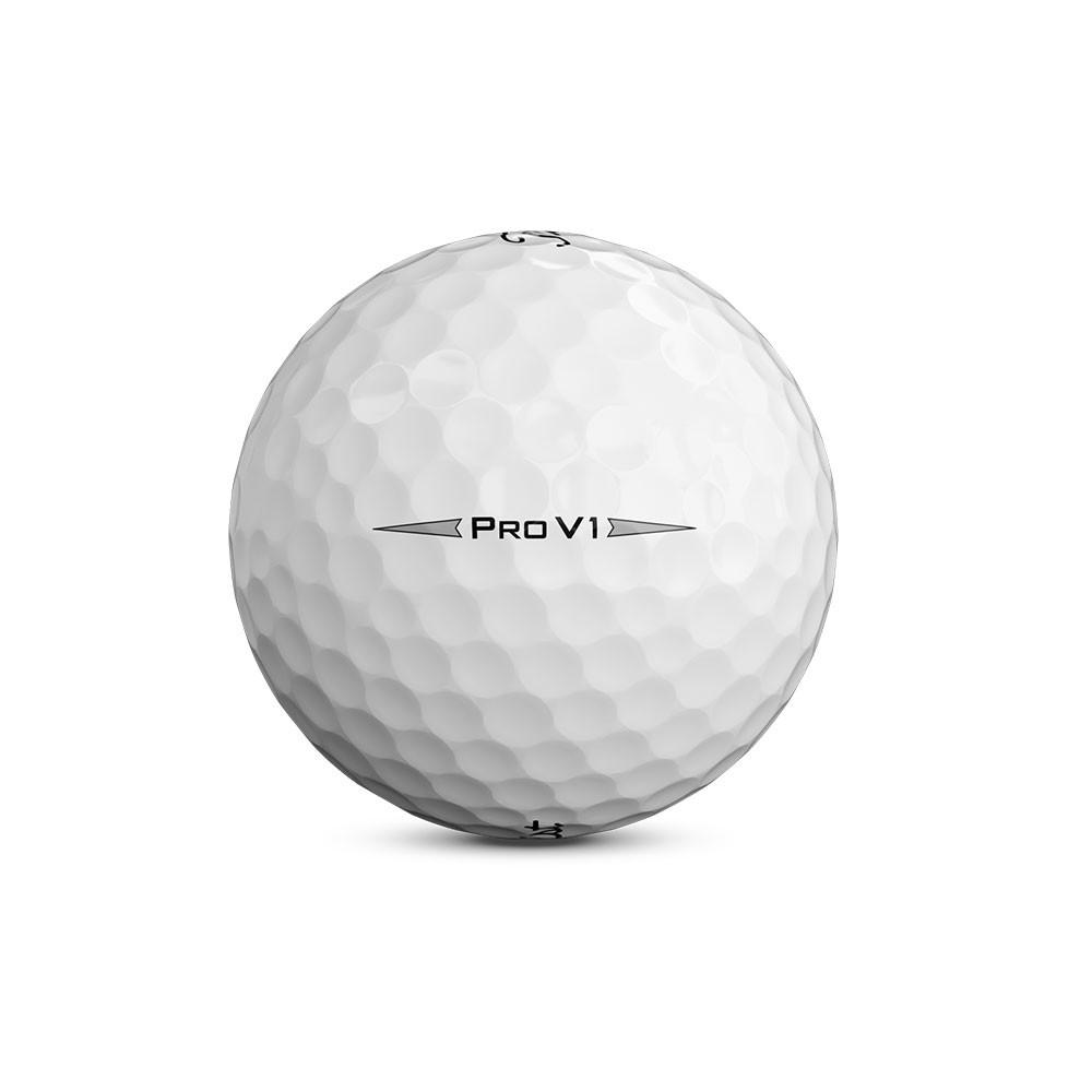 TITLEIST - BALLES DE GOLF PRO V1 2019 BLANC - Achat/Vente BALLES DE GOLF PRO V1 2019 BLANC - TITLEIST - Golf Plus