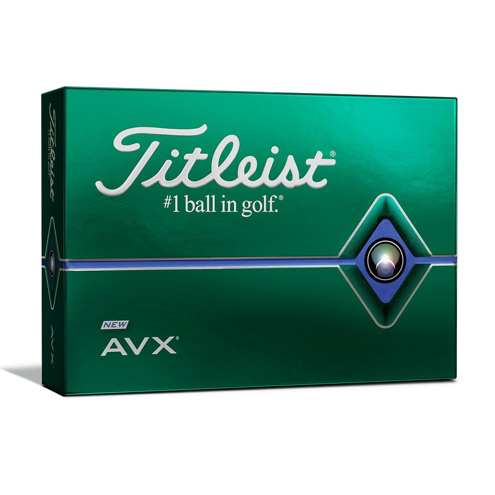 TITLEIST - BALLES DE GOLF AVX BLANC