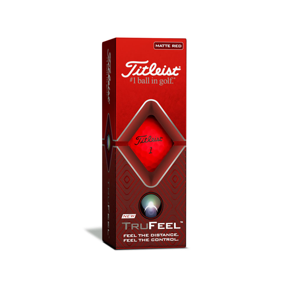TITLEIST - BALLES DE GOLF TRUFEEL 1