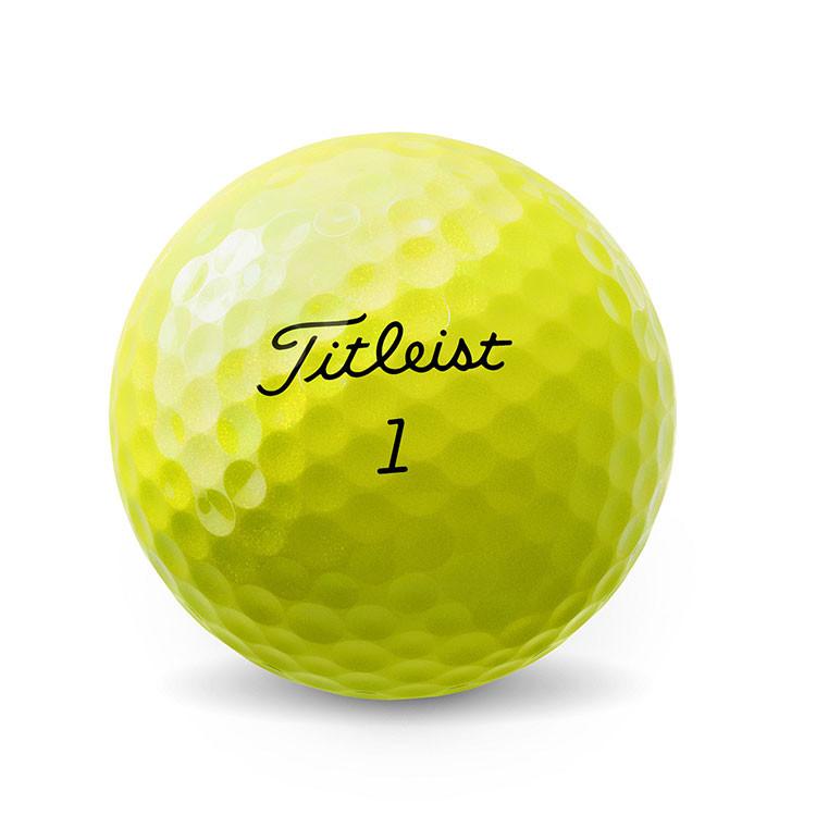 TITLEIST - BALLES DE GOLF PRO V1 2021 JAUNE 3