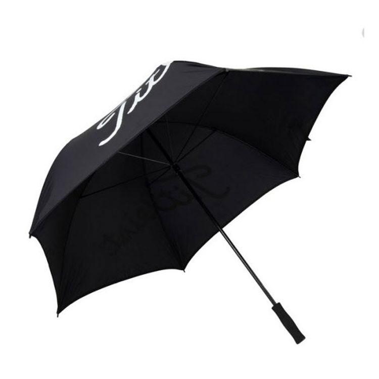 Titleist Parapluie Players Double Canopy Noir Golf Plus