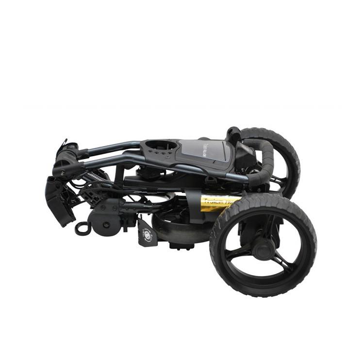 Trolem Chariot Electrique T Fall Can 2RE Carbone Golf Plus