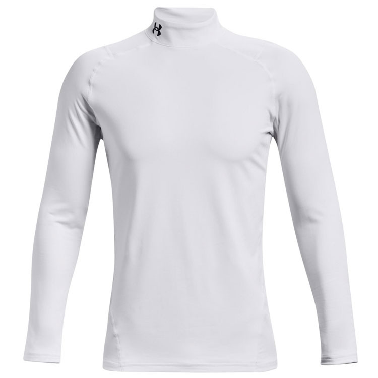 UNDER ARMOUR - PULL DUAL LAYER BLANC