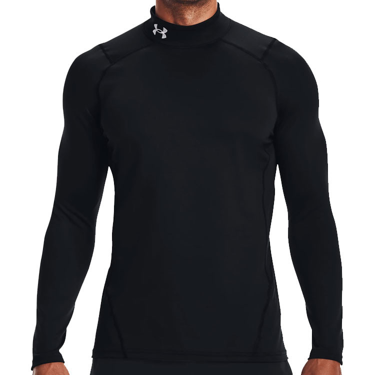 UNDER ARMOUR - PULL DUAL LAYER NOIR
