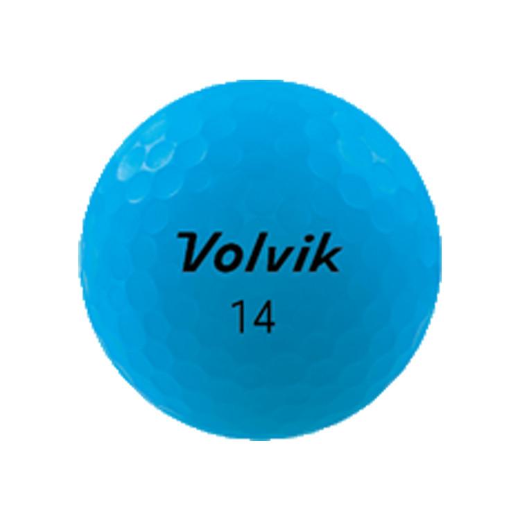 VOLVIK - COFFRET FRANCE 3 BALLES VIVID 1