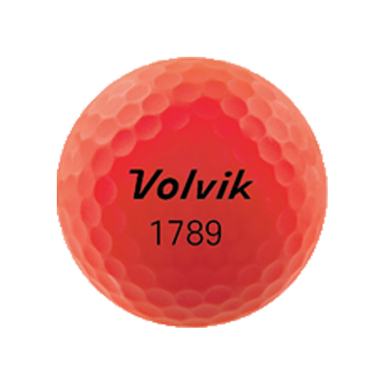 VOLVIK - COFFRET FRANCE 3 BALLES VIVID 3