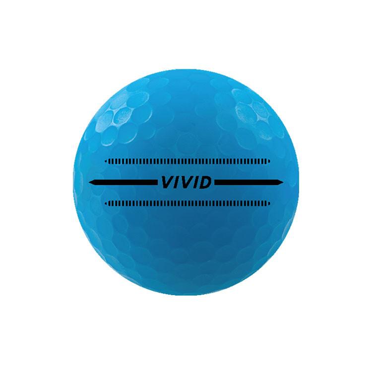 VOLVIK - BALLE VIVID 3PC BLEU