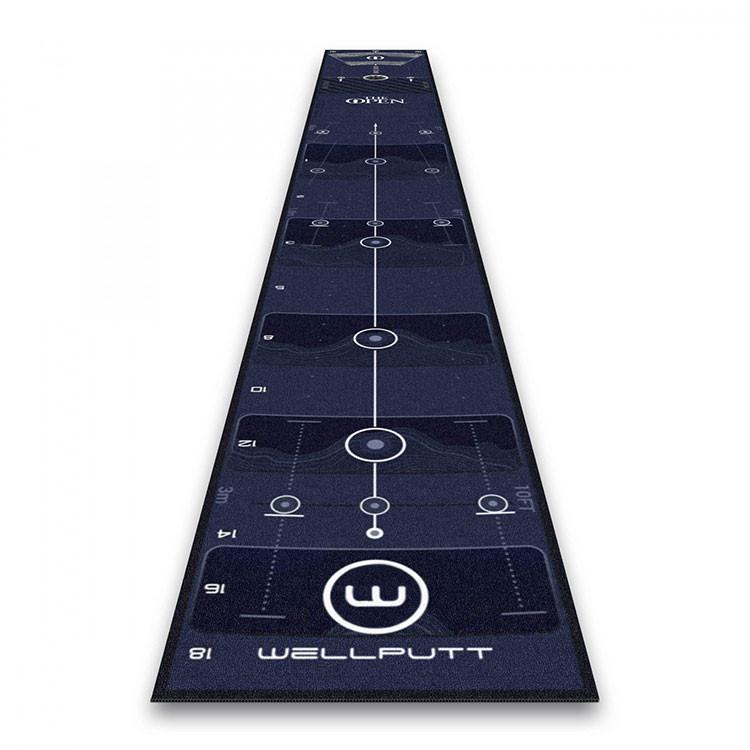 WellPutt The Open Mat 4M Golf Plus