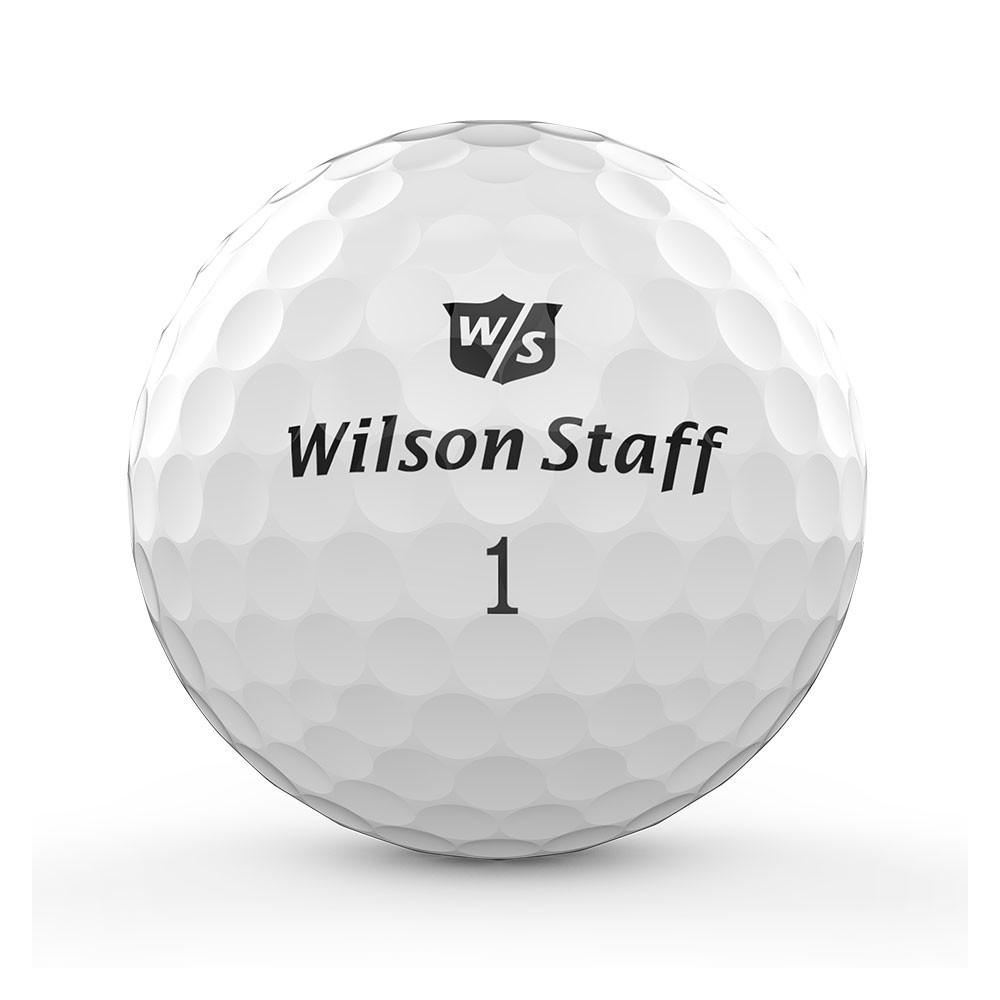 WILSON - BALLES DE GOLF DUO PROFESSIONAL BLANC