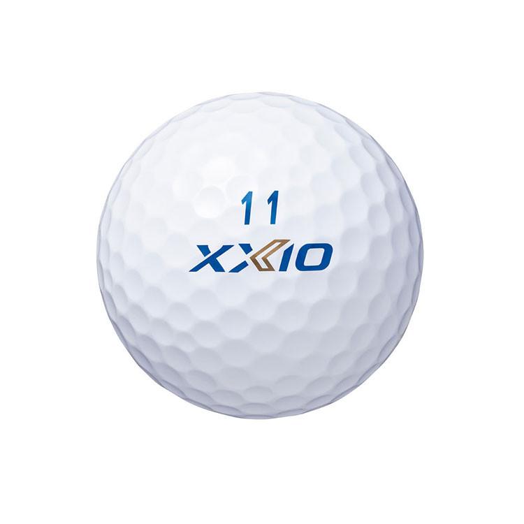 XXIO Balle Eleven Blanc Golf Plus